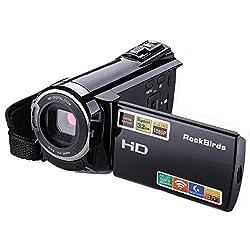 Camcorders, Rockbirds Hdv-5052str Digital Video Camera