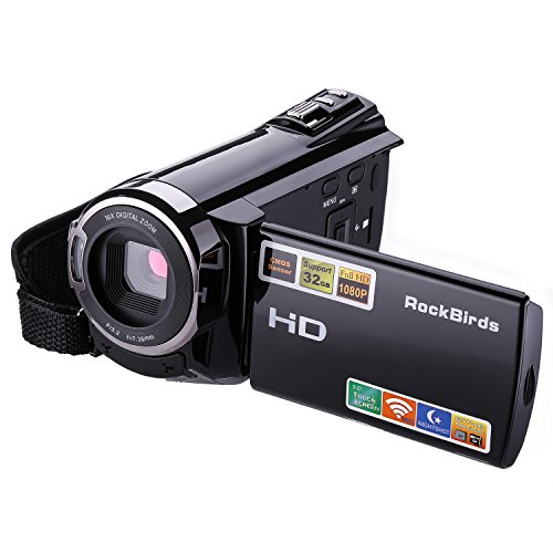 Camcorders RockBirds HDV 5052STR (Large Image)