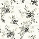 York Wallcoverings MH1524 Magnolia Home Heirloom Rose