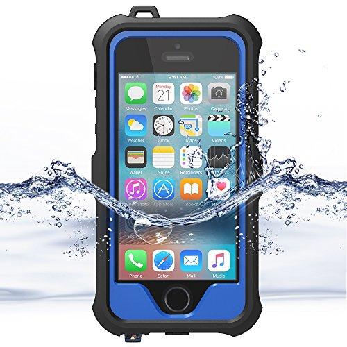 ZVE Waterproof Apple iPhone SE Dark