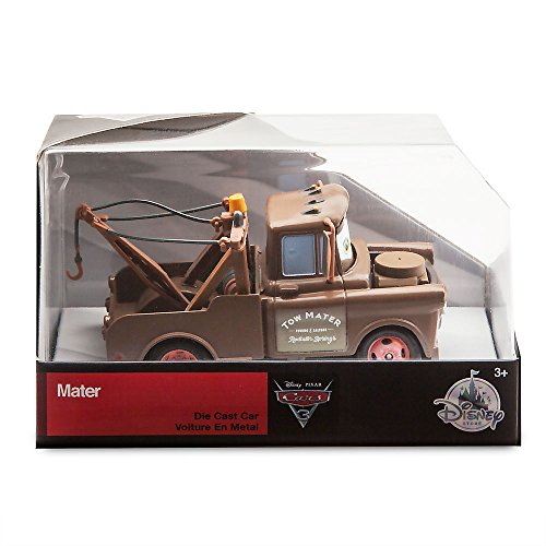 Disney Pixar Tow Truck Mater 1:43 Die Cast Car Cars 3