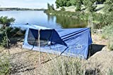 River Country Products Trekker Tent 1A, One Person Trekking Pole Tent, Ultralight Backpacking Tent
