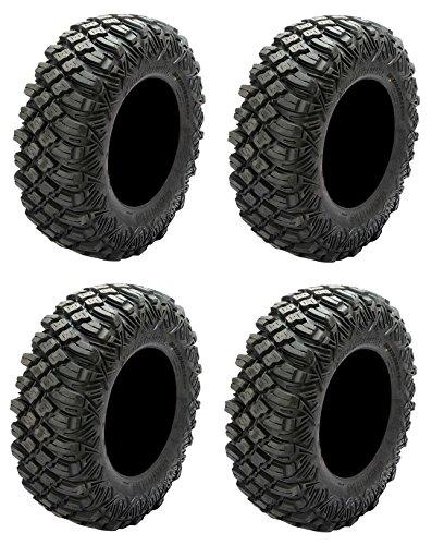 Full set of Pro Armor Crawler XG (8ply) 32x10-14 ATV Tires (4) -