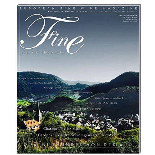 FINE Das Weinmagazin 01/2011: 12. Ausgabe