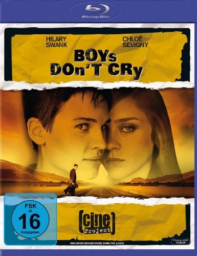 BD * BOYS DON'T CRY [Blu-ray] [Import allemand]