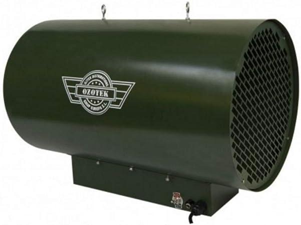 OZOTEK Generador de Ozono Pro 250 - Purificador de Aire Industrial para Cultivos Habitaciones Marihuana Cannabis …: Amazon.es: Hogar