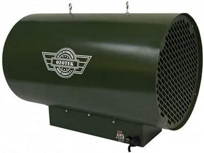 OZOTEK Generador de Ozono Pro 250 - Purificador de Aire Industrial ...