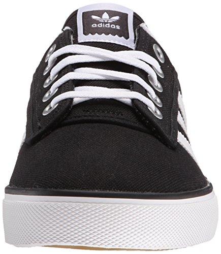 Kiel Zapatos Del Patín De Los Negro Hombres De Adidas Rendimiento Negro Los ea78f8