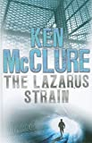 img - for The Lazarus Strain (Magna (Large Print)) book / textbook / text book