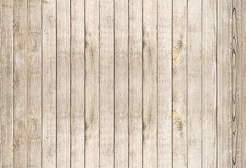 7x5ft Vinyl Photography Background Nostalgic Wood Floor Wall Scene Backdrop Photo Studio Props KP-082 ()