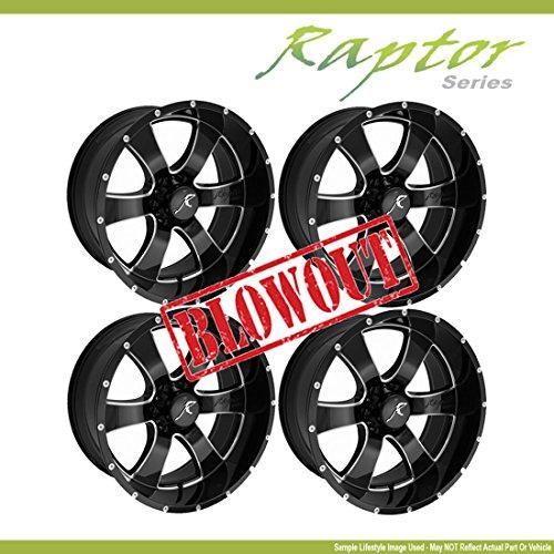 - Raptor 5150B-209-8170-00 5150 Series Raptor Wheel