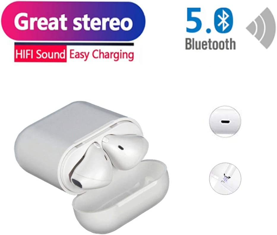 Bluetooth Wireless Earbuds-111
