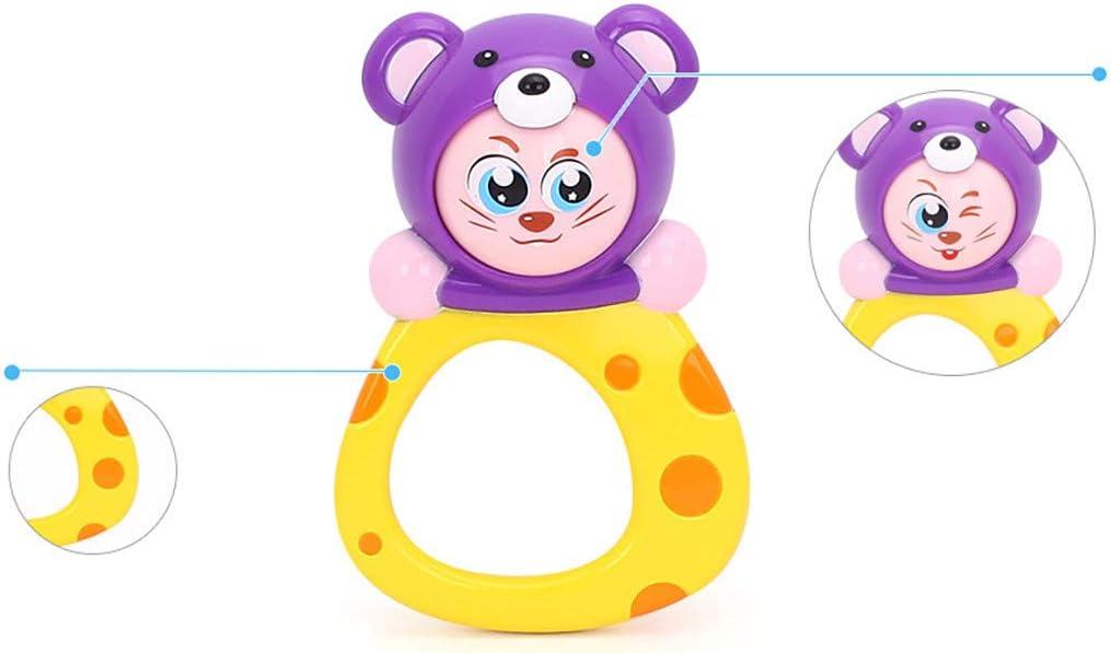 Webla Juguetes para niños pequeños Juguete vibrador Agitador ...