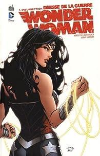 Wonder Woman, Déesse de la guerre tome 1 par Meredith Finch