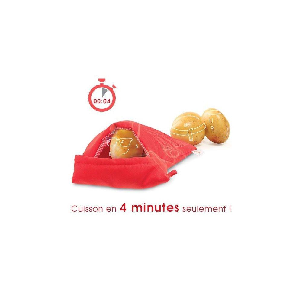 Bolsa para patatas en micro ondas