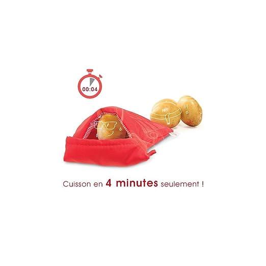 tradeshoptraesio - Bolsa para cocer Patatas Saco Cocedora al ...