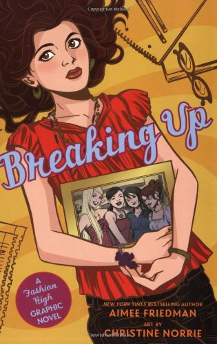 Breaking Up(Fashion High Graphic Novel)
