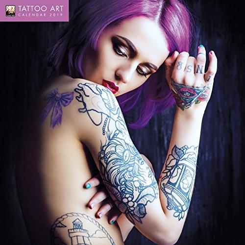 (Tattoo Art Wall Calendar 2019 (Art Calendar))
