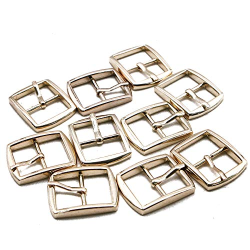 - JETEHO 10Pcs Multi-Purpose Metal Square Buckle Ring for Hardware Belt Bags Ring Hand DIY Accessories