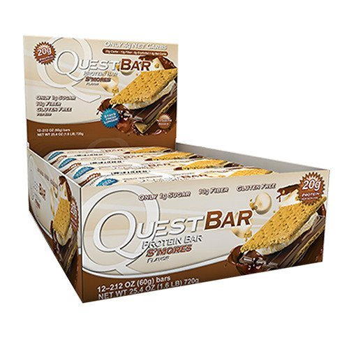 Quest Bar S'mores Box of 12 - 4