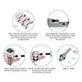 Watch Band Tool Kit - Watch Link Remover, Spring