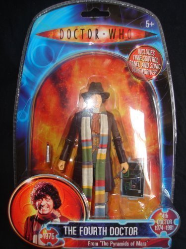 Doctor Who 4th Doctor - Pyramid of Mars by Doctor Who