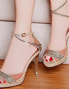 Ei   iLI 2016 Zapatos Mujer – Sandalias – Oficina y Trabajo Casual planeta ce5f03adcf70