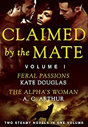 Claimed by the Mate, Vol. 1: A BBW Shifter/Werewolf 2-in-1 Romance (Wolf Games)