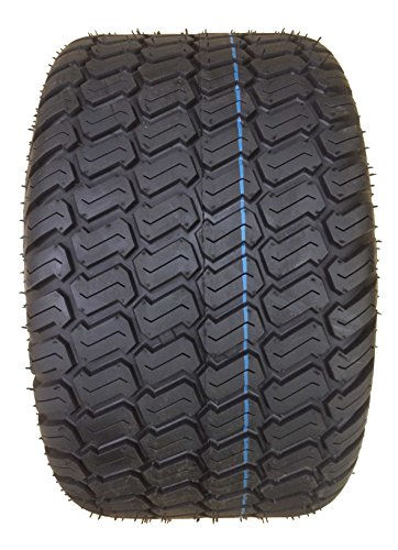 2 New 20×10-8 Lawn Mower Cart Turf Tires P332 /4PR – 13040