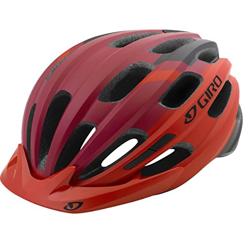 (Giro Register MIPS Adult Recreational Helmet - Matte Red - Size UA (54-61)