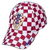 Kroatien Nike Cap 258988-105, rot-weiß