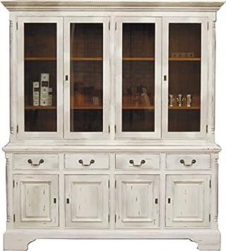 buffetschrank wei antik. Black Bedroom Furniture Sets. Home Design Ideas