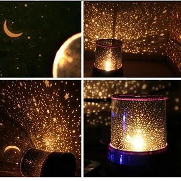 Amazon.com: Color Crepúsculo estrellas Star Master Belleza ...