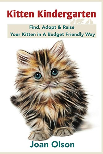 Kitten Kindergarten:  A Budget Friendly Kitten Care for the First Year by [Olson, Joan]
