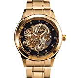 Mens Watch - Sport Style ManChDa Automatic Mechanical Watch for Men + Gift Box