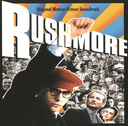 Cover of Rushmore