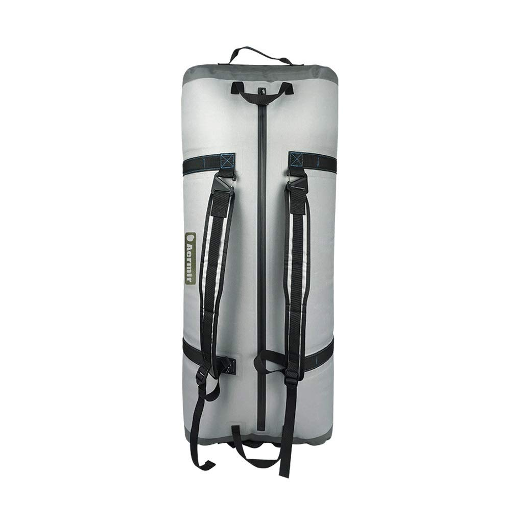 ドライバッグ防水バッグショルダースリングシュノーケリング屋外水遊びビーチスイミング釣り旅行キャンプ収納袋120リットル One Size  B07QH6BKJ1