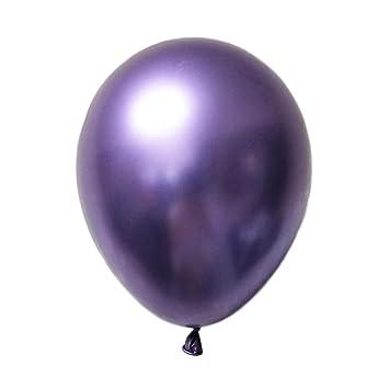Balón de Arco Kit, 5pcs globo metálico fiesta de cumpleaños globos ...