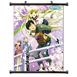 """Chobits Anime Fabric Wall Scroll Poster (16"""" X 19"""") Inches"""