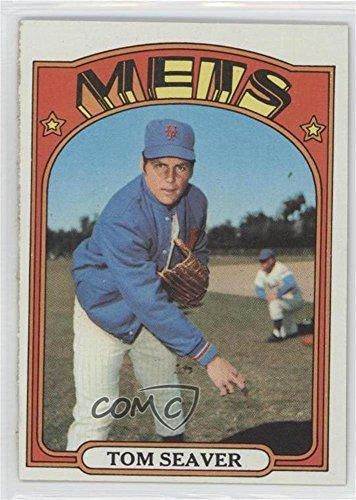 Seaver Tom Card (Tom Seaver (Baseball Card) 1972 Topps - [Base] #445)