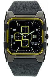 Diesel Men's DZ4147 Leather Band Quartz Watch