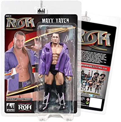 Ring of Honor Wrestling Action Figures Series Matt Taven
