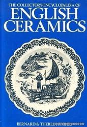 THE COLLECTOR'S ENCYCLOPEDIA OF ENGLISH CERAMICS.