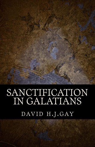 Sanctification in Galatians (Brachus Sanctification Series Book 1) by [Gay, David H.J.]
