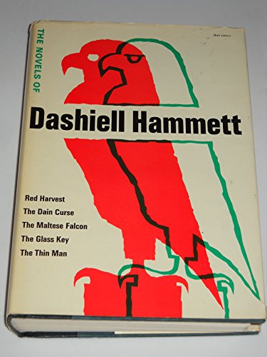 Price comparison product image The Novels of Dashiell Hammett - [Contents: Red Harvest -- the Dain Curse -- the Maltese Falcon -- the Glass Key -- the Thin Man]