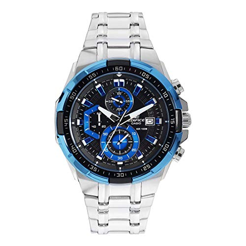 Watch Casio Edifice Efr-539d-1a2vuef Men´s Black (Red Bull Casio)