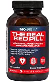 The Real Red Pill (120 Capsules) – Pregnenolone 50mg Supports Healthy Aging & Cognitive Function