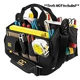 CLC Work Gear 1529 16 Pocket 16'' Center Tray Tool Bag