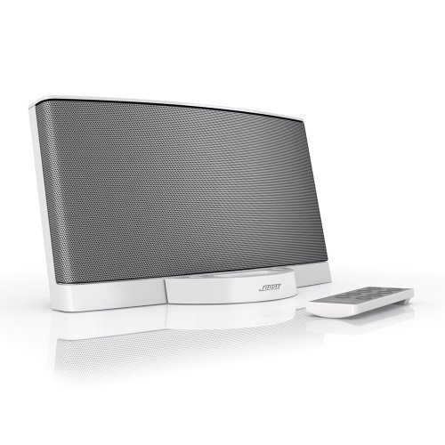 Bose SoundDock Series II 30-Pin iPod/iPhone Speaker Dock (Gloss White) (Discontinued by Manufacturer)