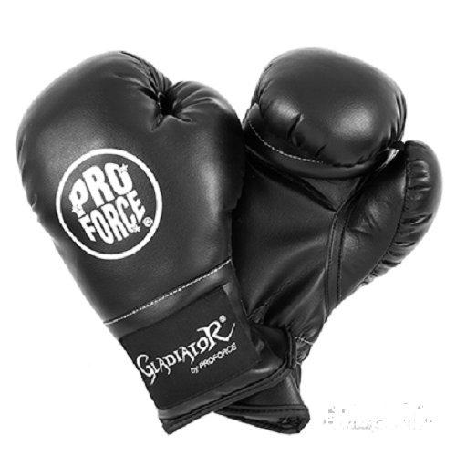 Gladiator Boxing Glove (ProForce Gladiator Kid & Youth Boxing Gloves - Black)